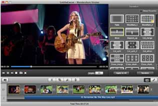 simple video editor
